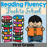 Back to School Fluency Passages