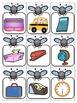Back to School Flyswatter Vocabulary Game