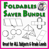 Super Saver - Foldable Bundle
