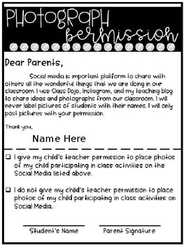 Back to School Forms- Growing Bundle Editable