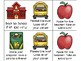 Back to School Fountas and Pinnell 100 High Frequency Words Card Game