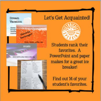 Back to School: Four Corner Favorites!