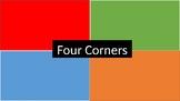 Back to School Four Corners