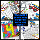 Back to School Fourth Grade First Week/Day 4 activities, LA, Math, Writing