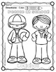 Back To School Coloring Page Freebie