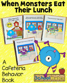"Back to School Free:  ""When Monsters Eat Their Lunch"""