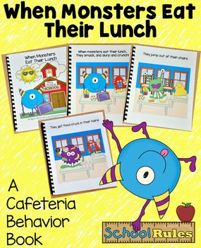"Monsters Free:  ""When Monsters Eat Their Lunch"""