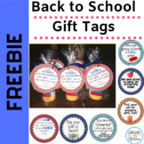 Free Back to School Gift Bag Tags