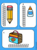 Back to School Activity - Measurement Math Center (FREE)