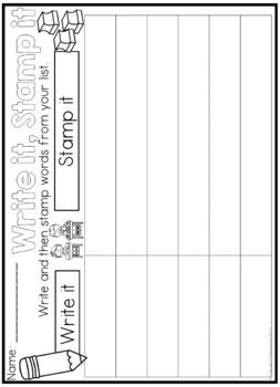 Back to School Freebee Printables