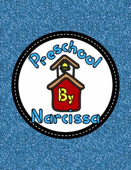 Back to School Freebie #12 -  #StartFreshBTS - Preschool by Narcissa