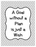 Back to School Freebie #22 -  Teacher Planner Book - Presc