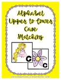 Back to School Freebie #23 -  Letter Matching - Preschool by Narcissa