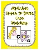Back to School Freebie #23 -  Letter Matching - Preschool