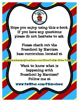 Back to School Freebie #31 -  #StartFreshBTS - Preschool by Narcissa