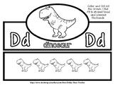 Back to School Freebie #36 -  Fun Crown / Hat - Dinosaur -