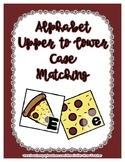 Back to School Freebie #48-  A to Z Pepperoni Pizza - Preschool by Narcissa