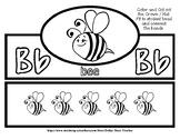 Back to School Freebie #61 -  Fun Crown / Hat - Bee - Pres