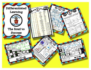 Back to School Freebie #69-  Simple Puzzles for A - Preschool by Narcissa