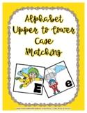 A to Z Sky Diving Match - Preschool by Narcissa