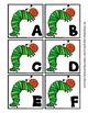 Back to School Freebie #83-  A to Z Butterfly Match - Preschool by Narcissa