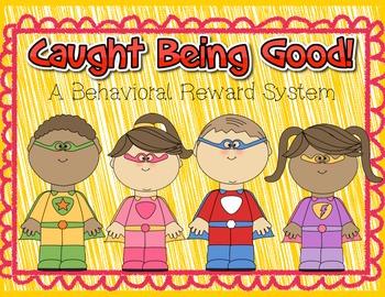 Back to School Freebie ~ Behavioral Management System!
