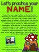 Back to School Freebie  - What's your gnome (name)?