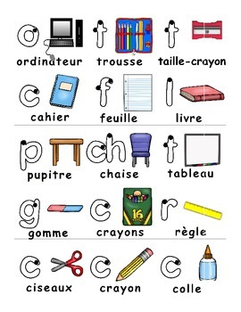 Back to School (French) Substitute / Supply Teacher Package – FREE!