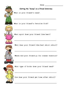 Back to School Fun Activities-5 Activities