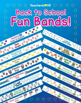 Back to School Fun Bands