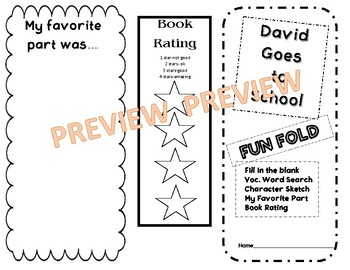 Back to School Fun Folds Bundle