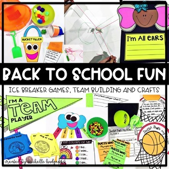 Back to School Games and Activities | Back to School Fun
