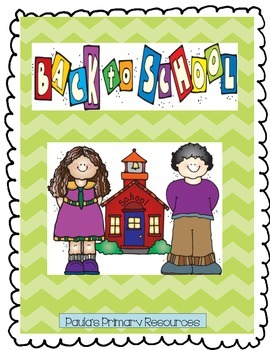 Back to School Fun Pack!