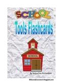 Back to School Fun: School Tools Flashcards