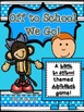 Back to School Fun for Everyone! Back to School Literacy & Math Unit