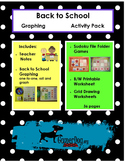 Back to School - GRAPHING  Activity Pack