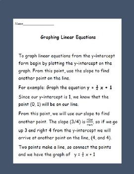 Back to School Geometry Grades 6-7