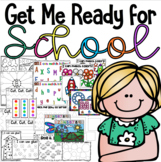 Back to School Get Me Ready for School