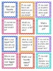 """Back to School- """"Get to Know You"""" Cards for 4th-8th graders"""