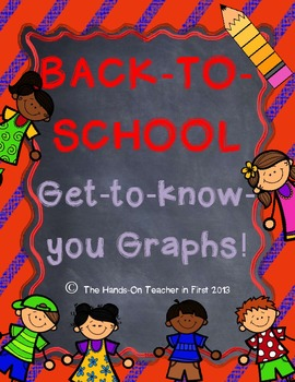 Back to School: Get to Know You Graphing!