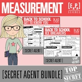 Back to School Get to Know You and Ice Breakers Secret Age