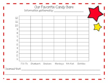 Back to School Getting to Know Us Graphing Activities