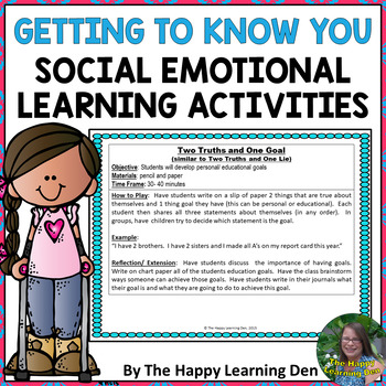 Back to School: Engaging Getting to Know You Activities