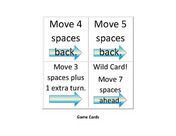 Back to School Getting to Know You Game Board