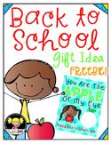 Back to School Gift {FREEBIE!}