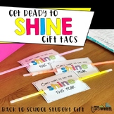 Back-to-School Gift Labels (Glowstick)