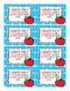 Back to School Gift Tag