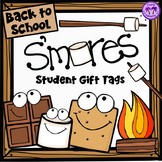 Back to School Gift Tags - S'MORES