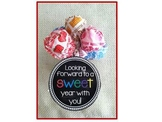 Back to School Gift {sweet year labels}