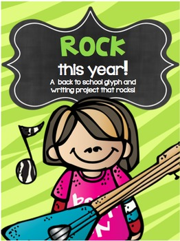 Back to School Glyph: This Year Will Rock!